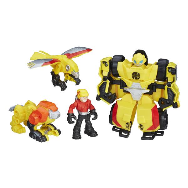 Transformers - Rescue bots figurine