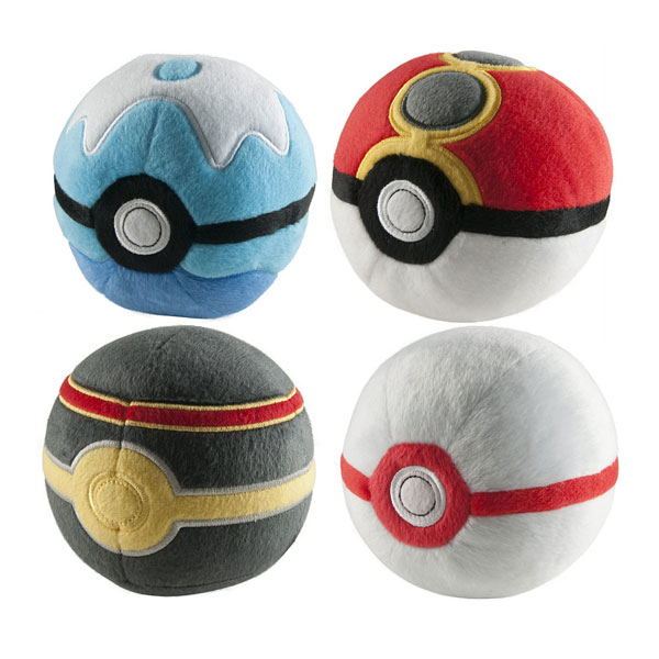 Pokémon - Peluche Poké Ball