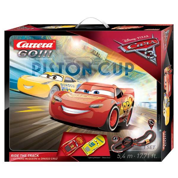 3 Et Cars JouetGarages Circuits CarreraKing Circuit uc3lKJ1TF
