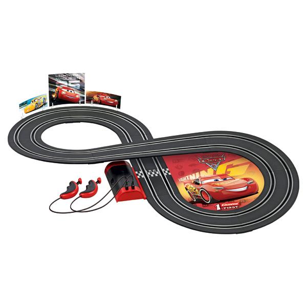 circuit first cars 3 carrera king jouet garages et circuits carrera v hicules circuits et. Black Bedroom Furniture Sets. Home Design Ideas