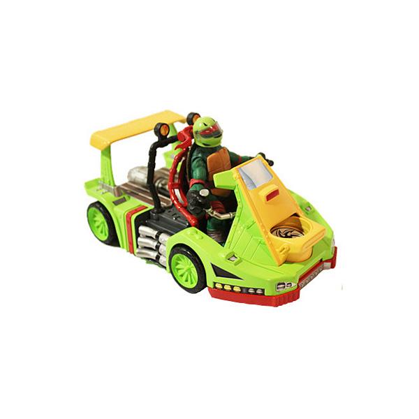 Tortues ninja v hicule deluxe avec figurine 12 cm giochi - Vehicule tortue ninja ...