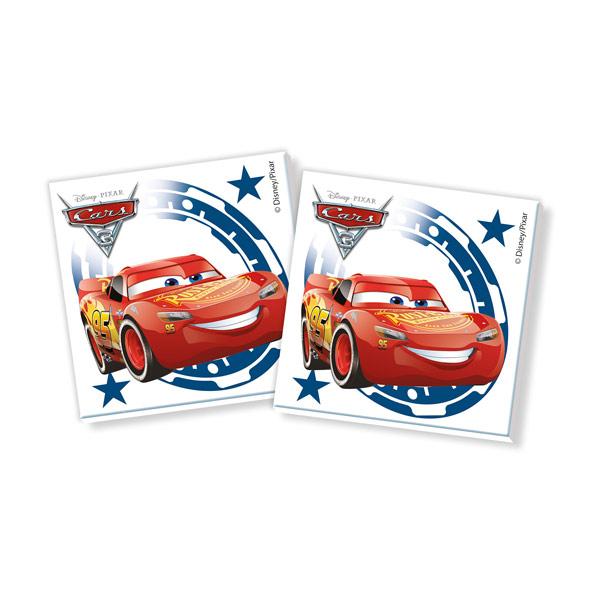 Mémo Cars 3