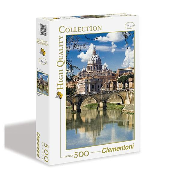 Puzzle 500 pièces Rome