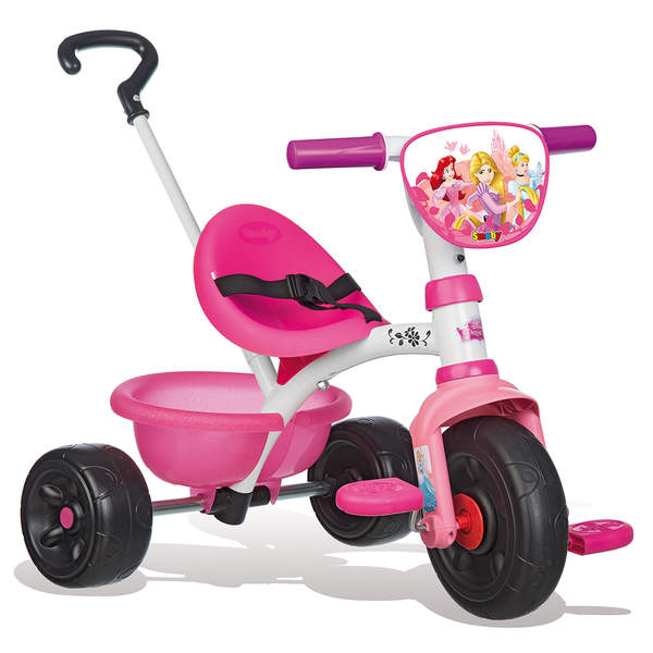 tricycle evolutif be move disney princesses smoby king. Black Bedroom Furniture Sets. Home Design Ideas