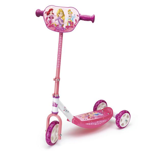 Patinette 3 roues disney princesses