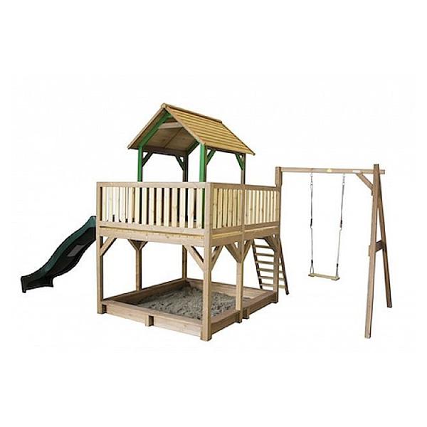 maison atka avec une balan oire axi king jouet maisons tentes et autres axi sport et jeux. Black Bedroom Furniture Sets. Home Design Ideas