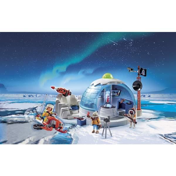 9055-Quartier des explorateurs polaires