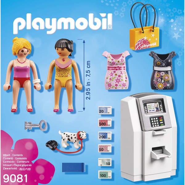 9081 LifeKing Distributeur Playmobil City Automatique nwP0Ok