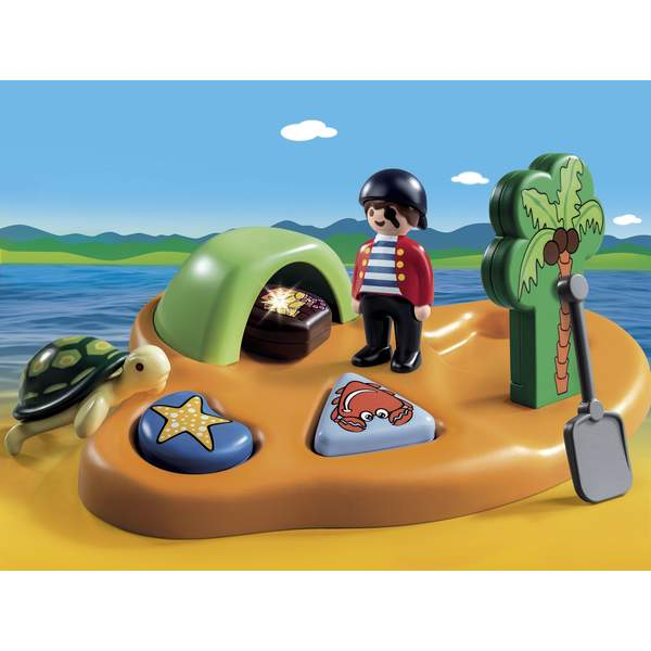 2 De Pirates 9119 Jouet Ile Playmobil 1 3King xeWQdoCrB
