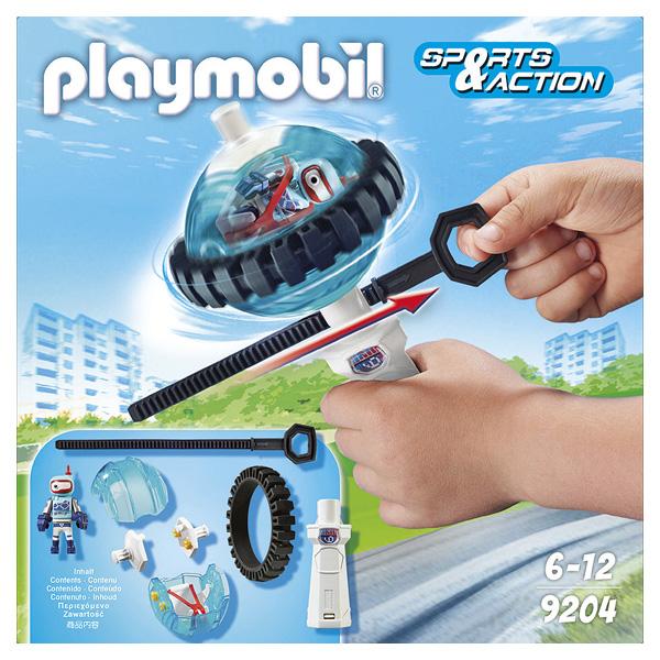 9204-Toupie bleue-Playmobil