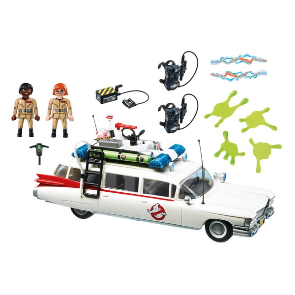 9220 playmobil ghostbusters v hicule ecto 1 playmobil king jouet playmobil playmobil jeux d. Black Bedroom Furniture Sets. Home Design Ideas