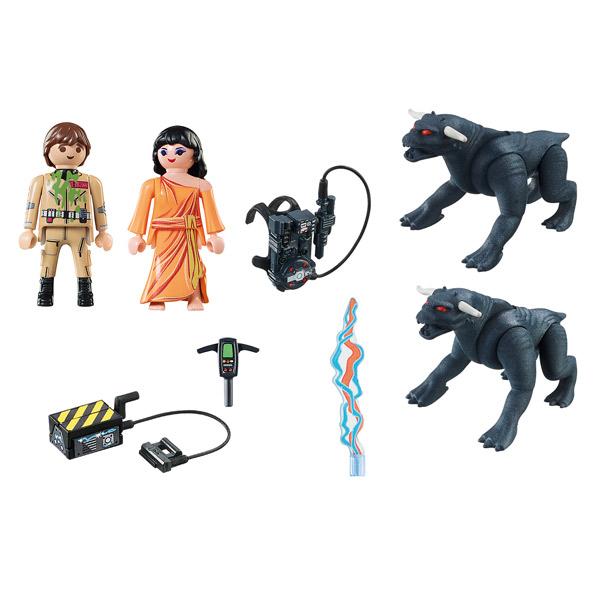 9223 - Playmobil Ghostbusters Venkman et les chiens