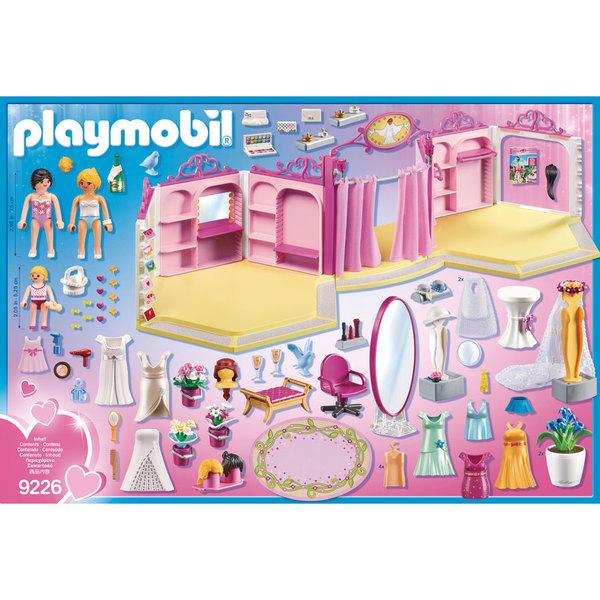 9226-Boutique robes de mariée Playmobil