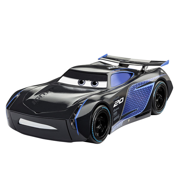 cars 3 voiture monter jackson storm revell king jouet maquettes modelisme revell jeux. Black Bedroom Furniture Sets. Home Design Ideas