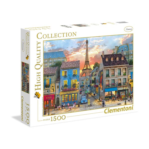 puzzle 1500 pi ces paris clementoni king jouet puzzle 1500 3000 pi ces clementoni jeux. Black Bedroom Furniture Sets. Home Design Ideas