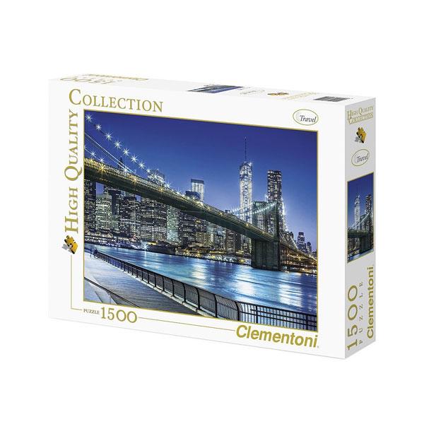 Puzzle 1500 Pièces New York