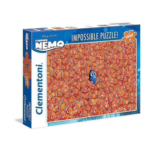 Puzzle 1000 pièces impossible Nemo