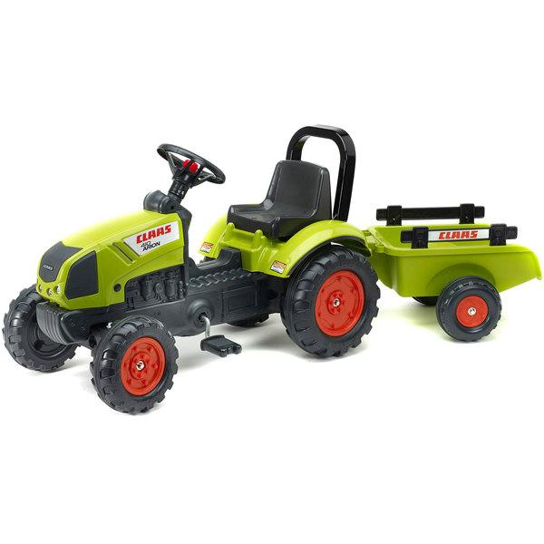 tracteur claas arion 410 avec remorque falk king jouet voitures p dales falk sport et. Black Bedroom Furniture Sets. Home Design Ideas