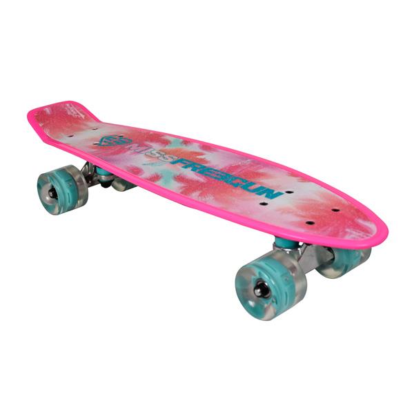 Skateboard freegun miss templar king jouet jeux d 39 adresse et sportifs - Creer son skateboard ...