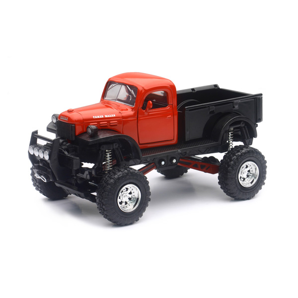 Dodge Power Wagon die cast avec suspension 1/32