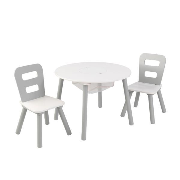 Table De Rangement Avec Chaises