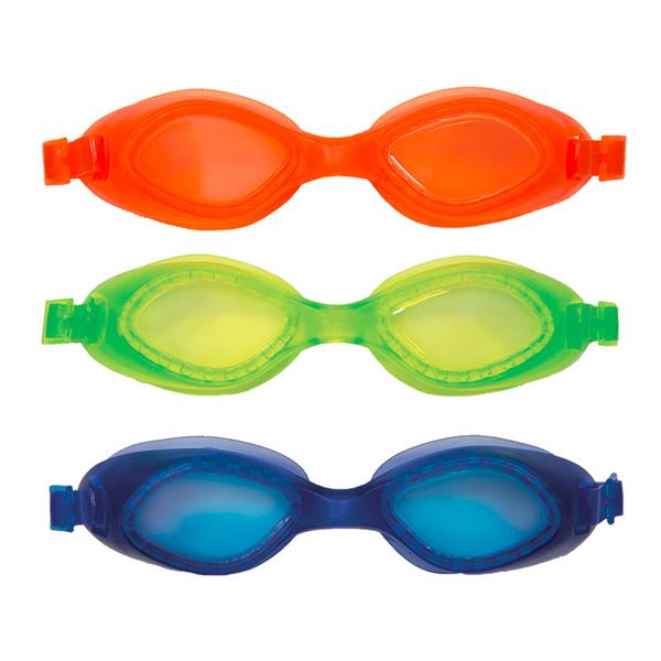 Pack de 3 lunettes de natation enfant