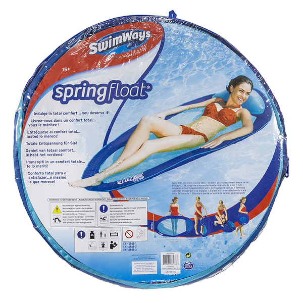 Matelas de Piscine - Spring Float Original SwimWays