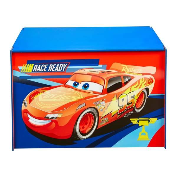 Coffre jouets cars room studio king jouet d coration de la chambre room studio f tes - Grand coffre a jouet cars ...