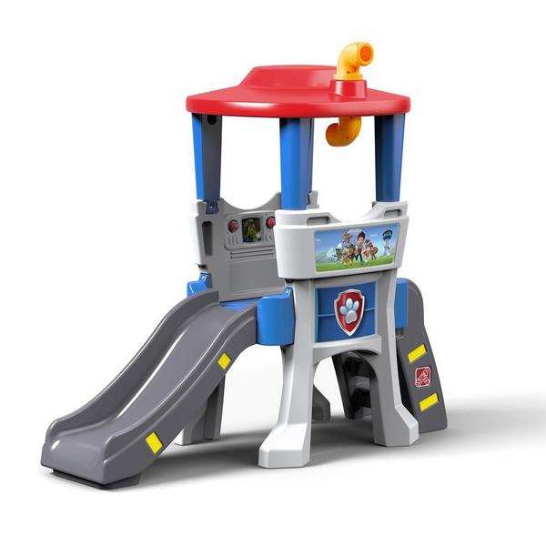 Tour pat 39 patrouille step 2 king jouet portiques toboggans step 2 sport et jeux de plein air - Toboggan king jouet ...