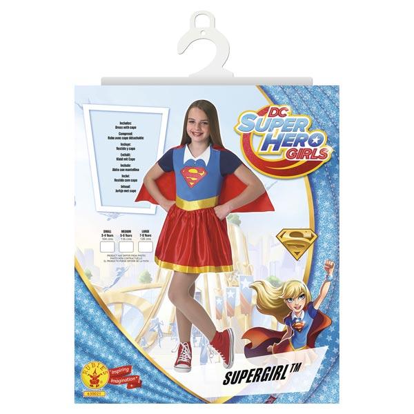 b97b674567249 Déguisement classique Supergirl 3 4 ans Rubie S   King Jouet ...