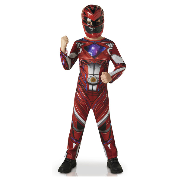 d guisement classique power rangers movie 3 4 ans rubie s king jouet d guisements rubie s. Black Bedroom Furniture Sets. Home Design Ideas