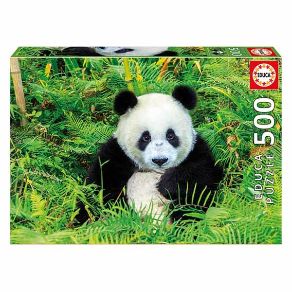 Puzzle 500 pièces panda