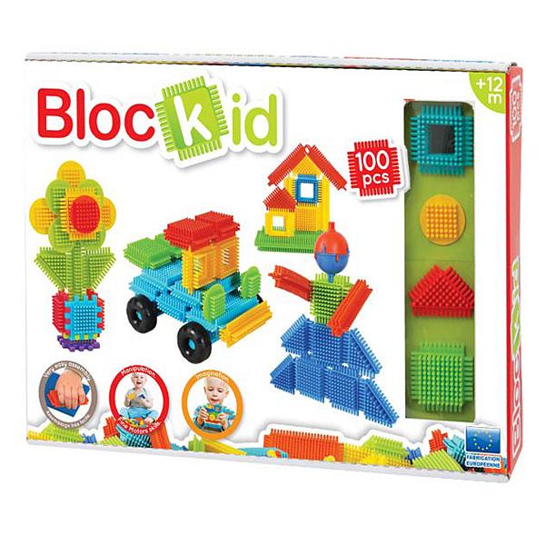 Coffret de blocs de construction 100 pièces