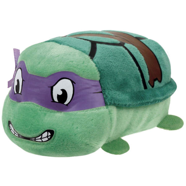 Teeny Tys-Peluche Donatello 8 cm