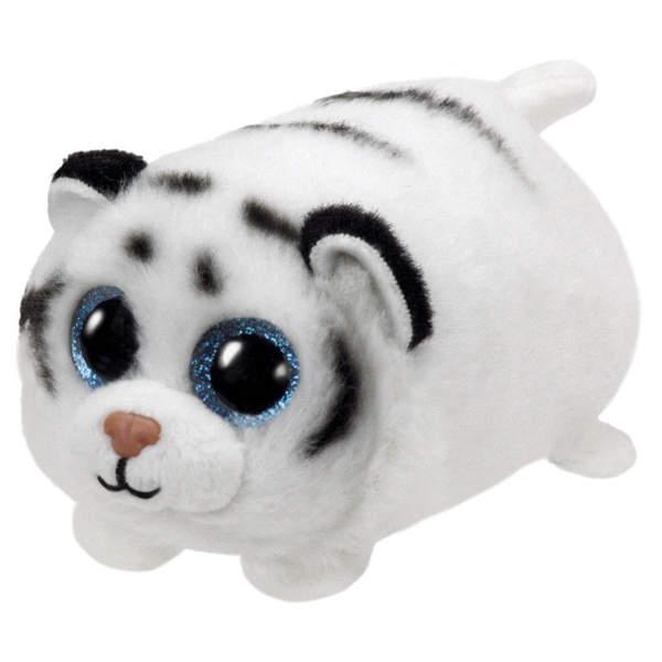 Teeny Tys-Peluche Zack le tigre 8 cm