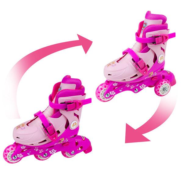 Rollers 2 en 1 Pat