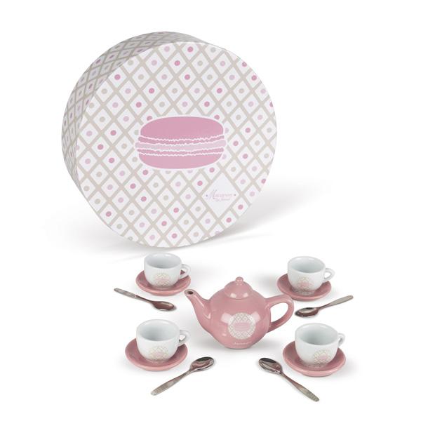 Set à thé Macaron