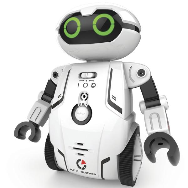 Maze Breaker est un robot adorable et interactif au look futuriste! Il avance dans toutes les directions, tourne en détectant les obstacles et se contrôle via une application Smartphone. Lorsqu´il rencontre un autre Maze Breaker, il arrive même à interagi