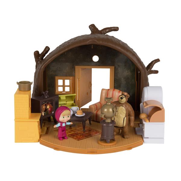 masha michka simba hutte de michka smoby king jouet. Black Bedroom Furniture Sets. Home Design Ideas