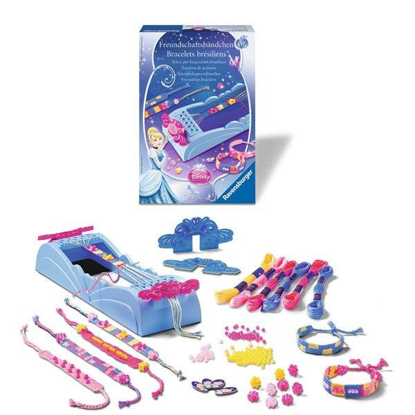 Metier A Tisser Et Bracelets Bresiliens Disney Princesses