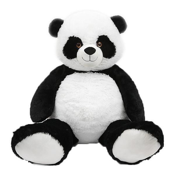 7f8a7b96046079 Peluche panda géant 136 cm Ami Plush   King Jouet, peluches géantes ...