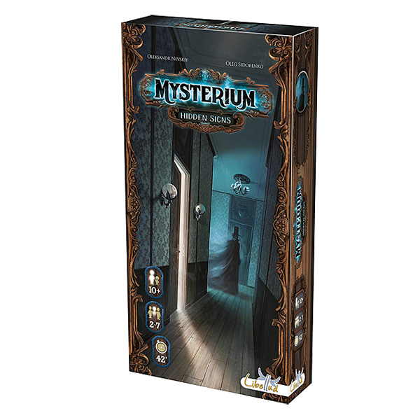 Mysterium extension Hidden Signs