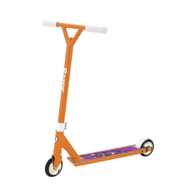 Trottinette El Dorado scooter orange