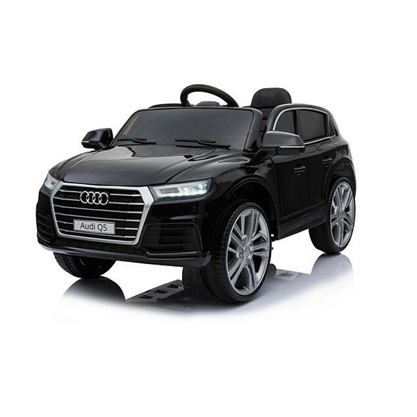 voiture lectrique audi q5 12v noire bike spa e road. Black Bedroom Furniture Sets. Home Design Ideas