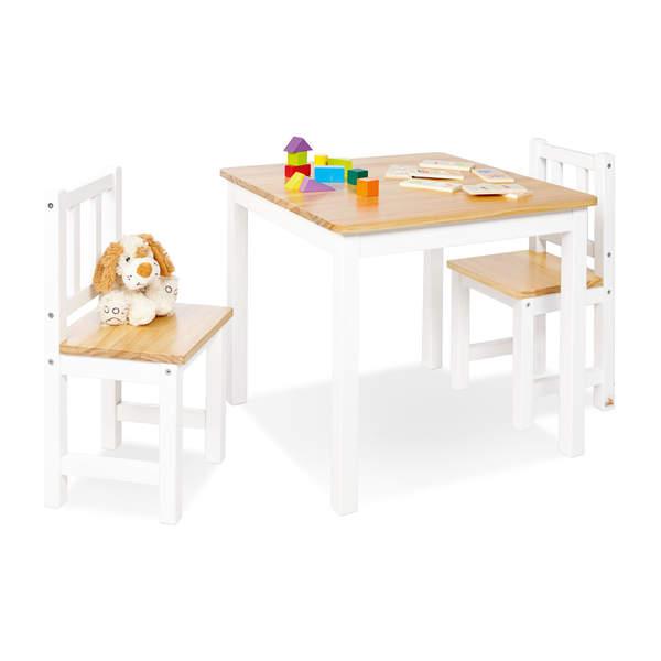 Ensemble Table Avec Chaises