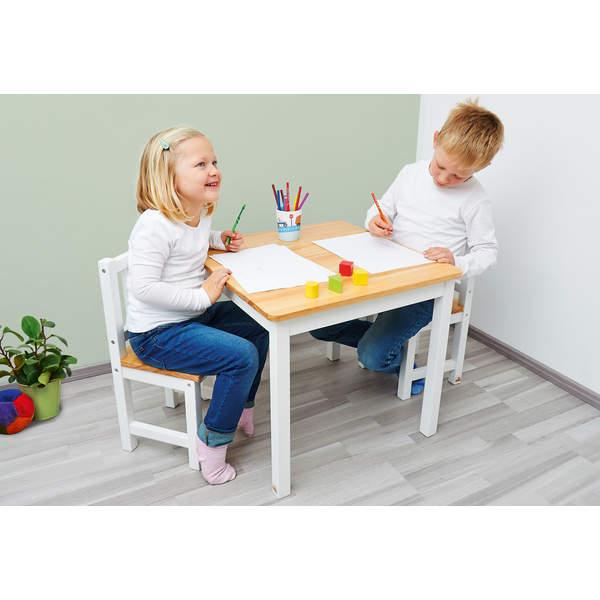 Ensemble table avec chaises Pinolino : King Jouet, Décoration de la ...