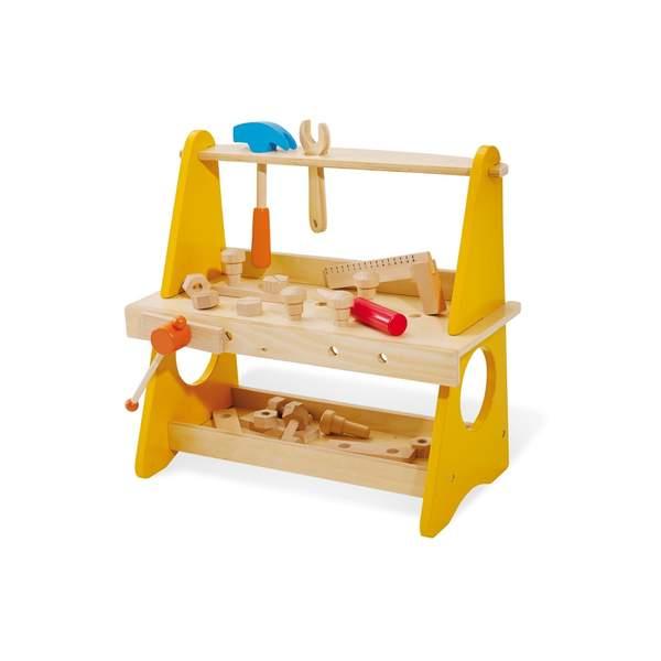 etabli basti pinolino king jouet bricolage et jardinage pinolino jeux d 39 imitation mondes. Black Bedroom Furniture Sets. Home Design Ideas