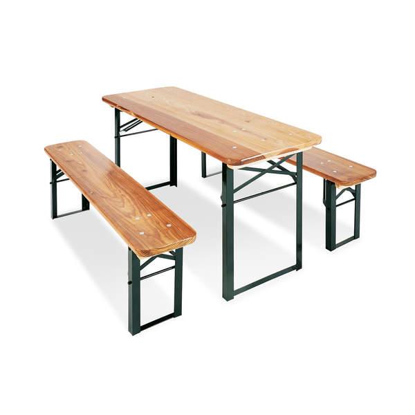Table et chaises Sepp