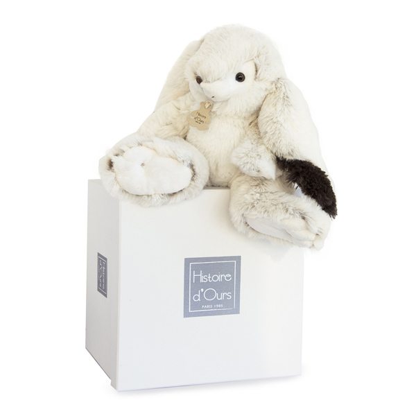 Softy - Peluche lapin Ulysse 30 cm
