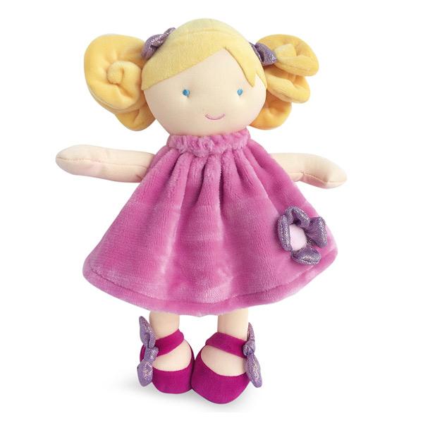 Demoiselle Doudou Pretty Rose 20 cm